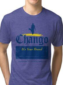 Chango Beer Tri-blend T-Shirt