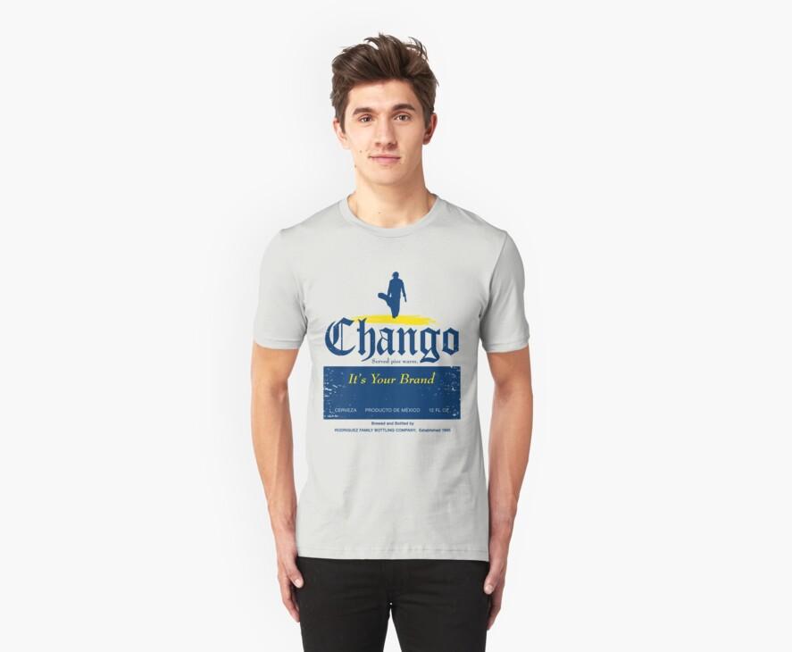 Chango Beer by AndreeDesign