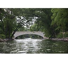 The Yahara River Photographic Print