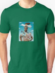 MY NICCA OLD SPICE FIJI DUDE Unisex T-Shirt