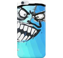 I LIED TROLL iPhone Case/Skin