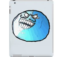 I LIED TROLL iPad Case/Skin