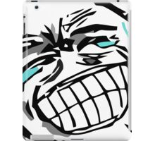 WINNERS ARE GRINNERS iPad Case/Skin