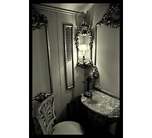 Telephone Room - Villa Vizcaya, Miami, FL Photographic Print