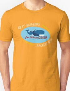 Two Whales Diner Shirt - Life is Strange T-Shirt