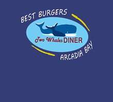 Two Whales Diner Shirt - Life is Strange Unisex T-Shirt