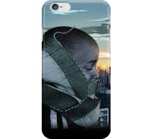Inner-city Jazz iPhone Case/Skin