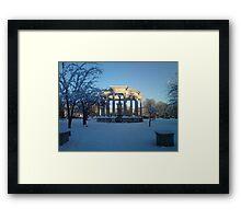 Cenotaph Framed Print
