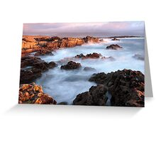 Kerry sunset, Ireland Greeting Card