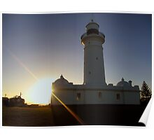 MACQUARIE  LIGHT  HOUSE Poster
