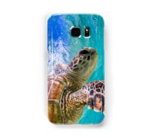 Determined turtle Samsung Galaxy Case/Skin