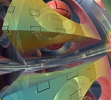 Spheres Of Reflection by James Brotherton