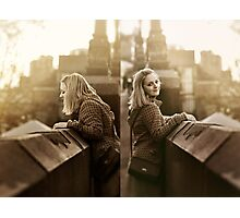 Timeless Moments - Diptych Photographic Print