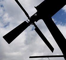 Sikorsky CH-53 Sea Stallion by Alex Preiss