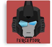 Perceptor Canvas Print