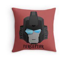 Perceptor Throw Pillow