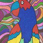 Parrot by Deb Coats