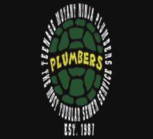 Teenage Mutant Ninja Plumbers by whitmore55