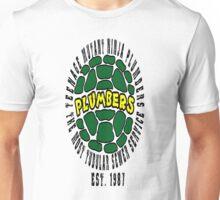 Teenage Mutant Ninja Plumbers Unisex T-Shirt