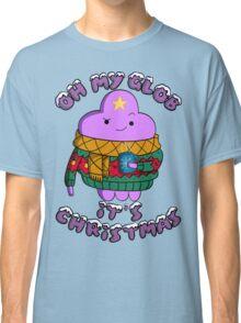 Lumpy Space Princess - Oh My Glob It's Christmas Classic T-Shirt