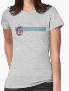 RS Empty purple Tee Womens Fitted T-Shirt