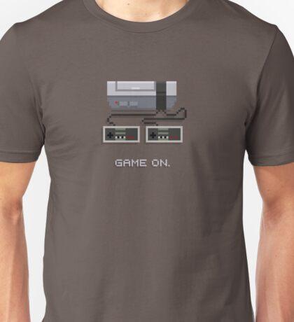 Game on. Unisex T-Shirt