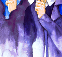Could Be Dangerous Sticker