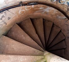 On A Downward Spiral by John Sharp