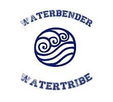 water bender Photographic Print