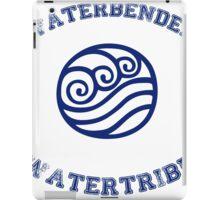 water bender iPad Case/Skin