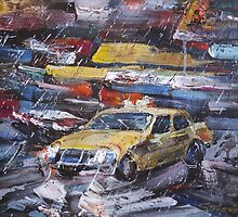 Taxi by Stefano Popovski