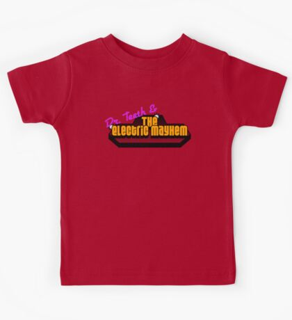 The Electric Mayhem Kids Tee