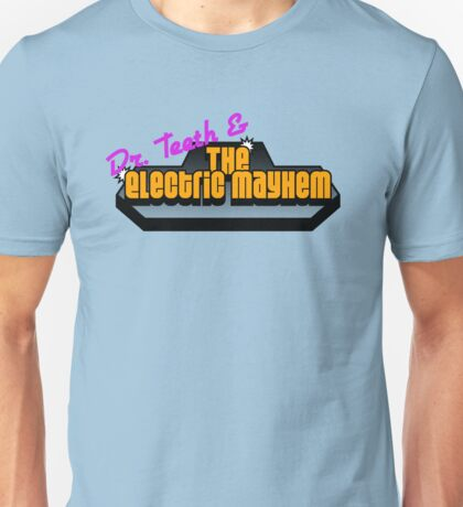 The Electric Mayhem Unisex T-Shirt