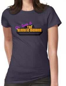 The Electric Mayhem Womens Fitted T-Shirt