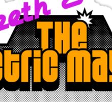 The Electric Mayhem Sticker