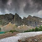 Ranges and lakes (HDR) by zumi