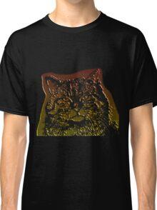 wild cat, 3d Classic T-Shirt