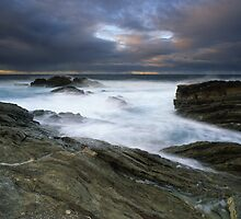"""The Gentle Wash"" ∞ Bermagui, NSW - Australia by Jason Asher"