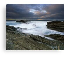 """The Gentle Wash"" ∞ Bermagui, NSW - Australia Canvas Print"