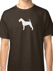 Irish Terrier Silhouette(s) Classic T-Shirt