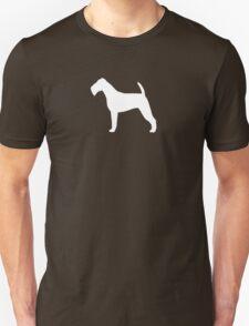 Irish Terrier Silhouette(s) T-Shirt