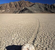 Race track, Death valley national park by Pierre Leclerc Photography