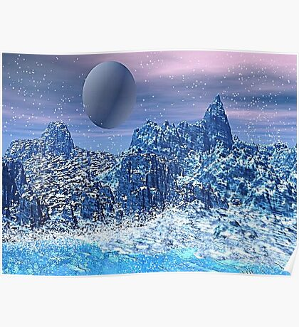 Ice Planet Poster