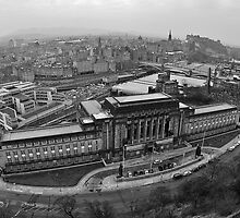 St Andrews House Edinburgh by Mark  Johnstone