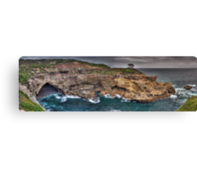 Pirates Cave, Snapper Point Canvas Print