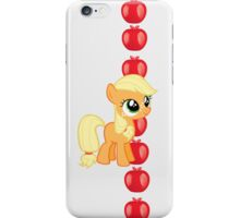 Pick the Apples Apple Jack! iPhone Case/Skin