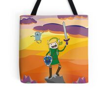 Adventure Link, Navi-Jake Sunset Tote Bag