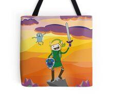 Adventure Link, Navi-Jake Sunset Tote Bag