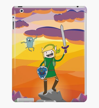 Adventure Link, Navi-Jake Sunset iPad Case/Skin