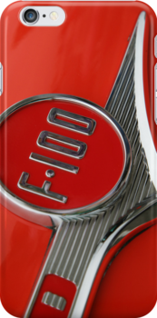 Ford F100 Cover by Michael Eyssens